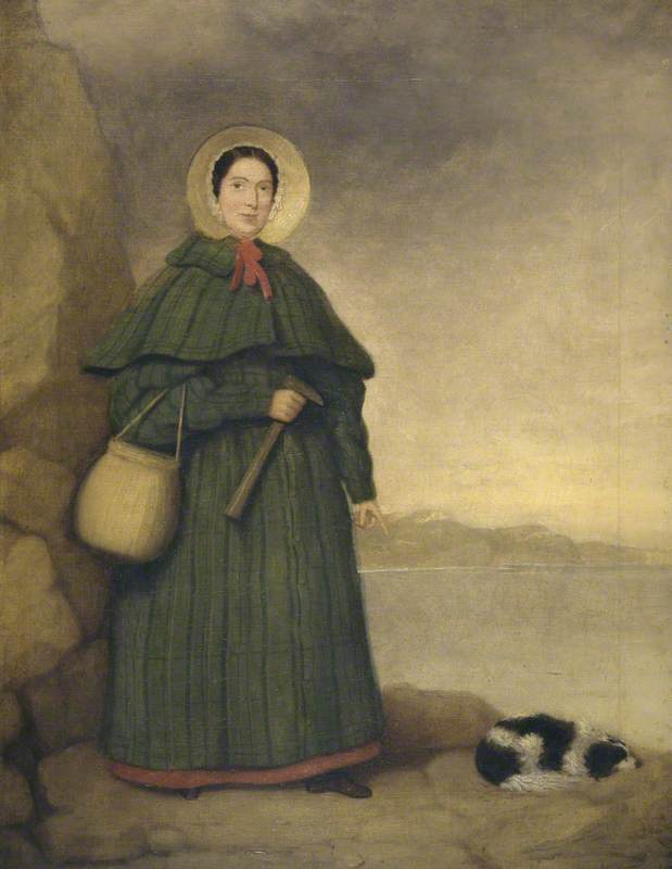 Mary Anning (1799–1847)
