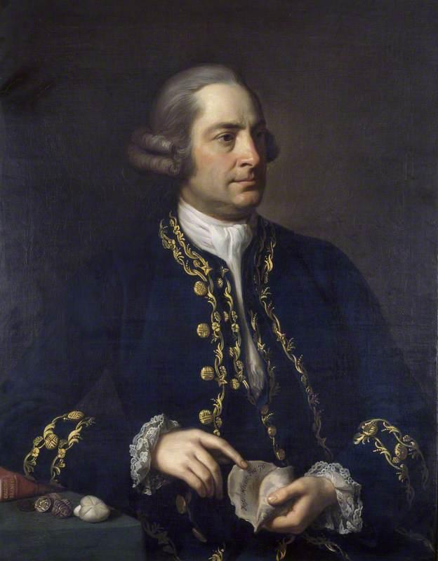 Gustavus Brander (1720–1787)
