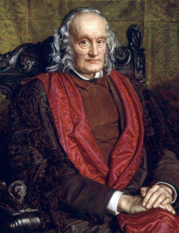 Sir Richard Owen (1804–1892)
