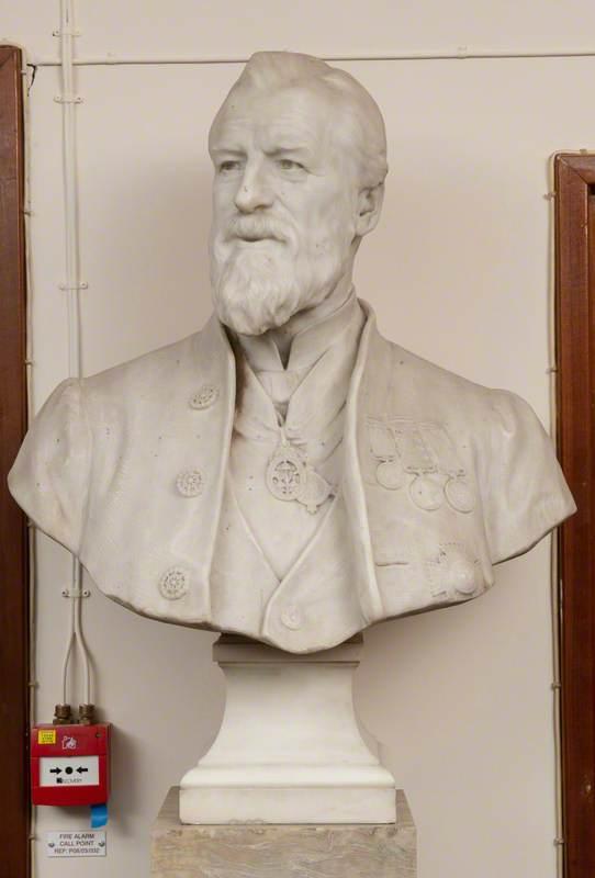 Sir William Henry Flower (1831–1899), KCB