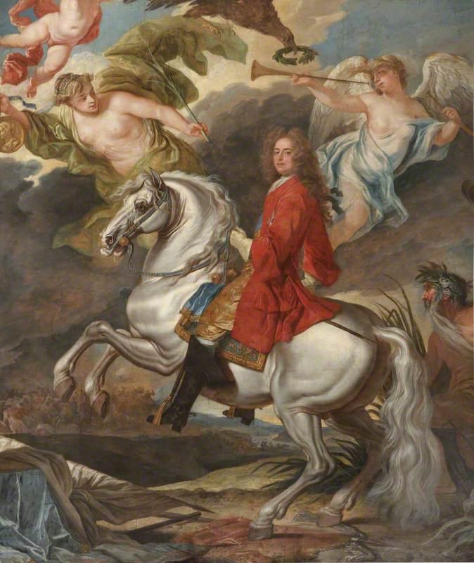 The Triumph of John, 1st Duke of Marlborough