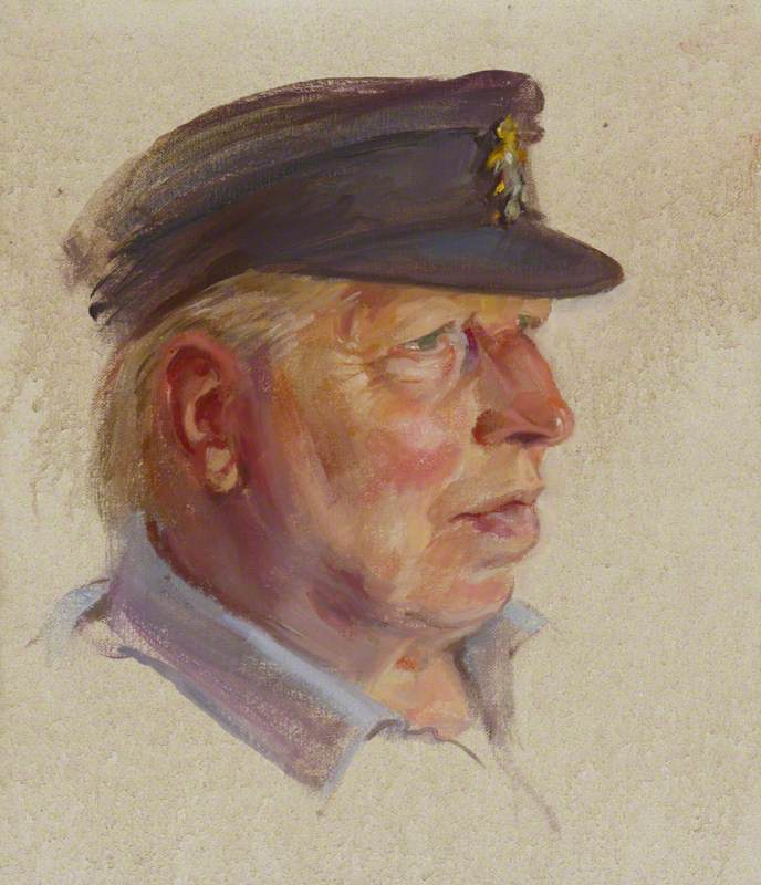 Chelsea Pensioners: Mike Preston, Royal Electrical and Mechanical Engineers