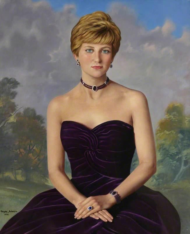 Diana (1961–1997), Princess of Wales
