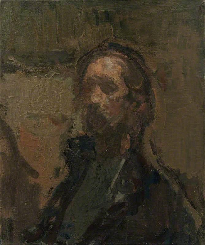 Self Portrait, Age 61