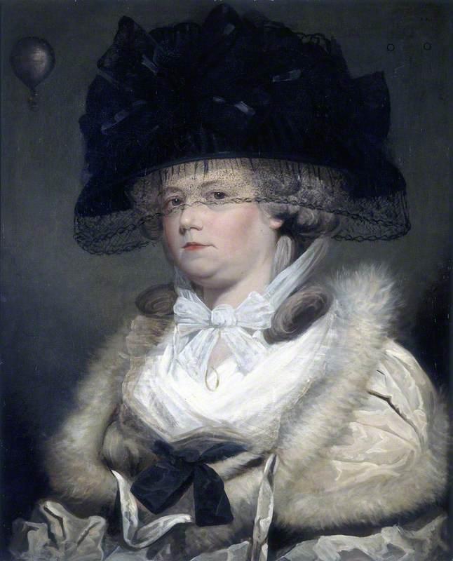 Mrs Sage (active 1773–1817)