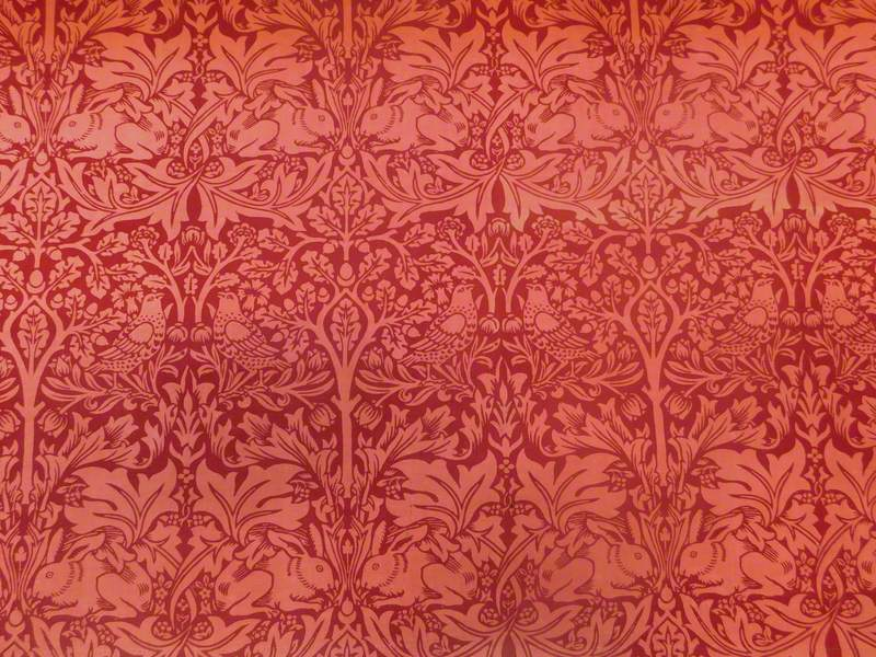 Brother Rabbit Textile
