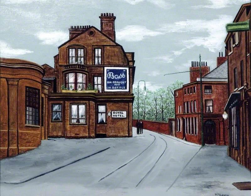 Derby Street, Prescot, Merseyside