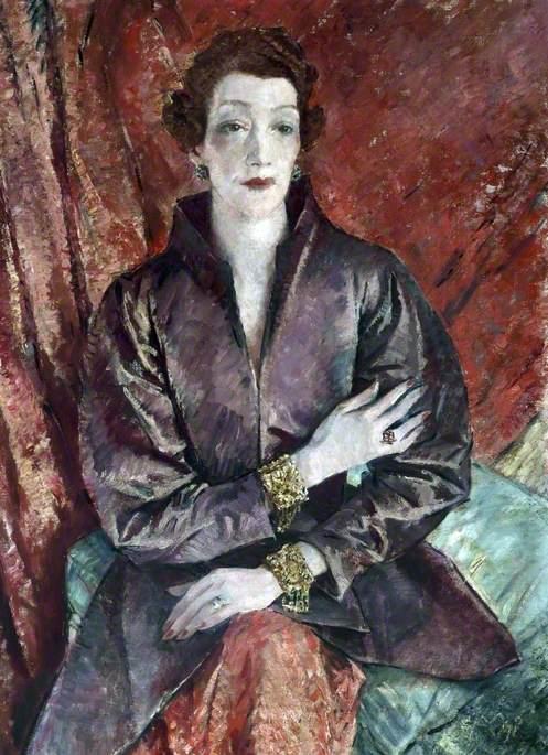 Mrs Eva Lutyens