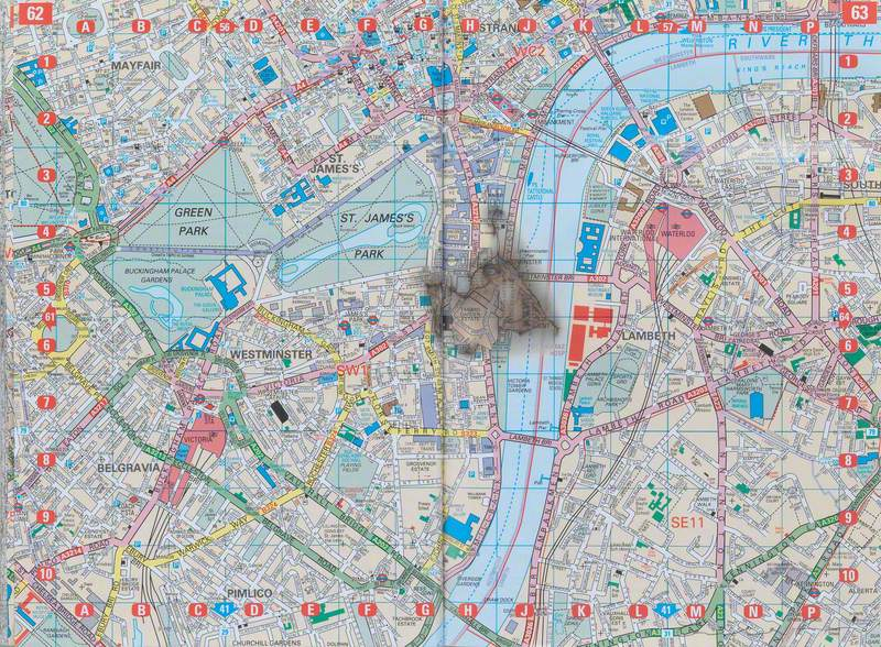 Meteorite Lands on the Houses of Parliament