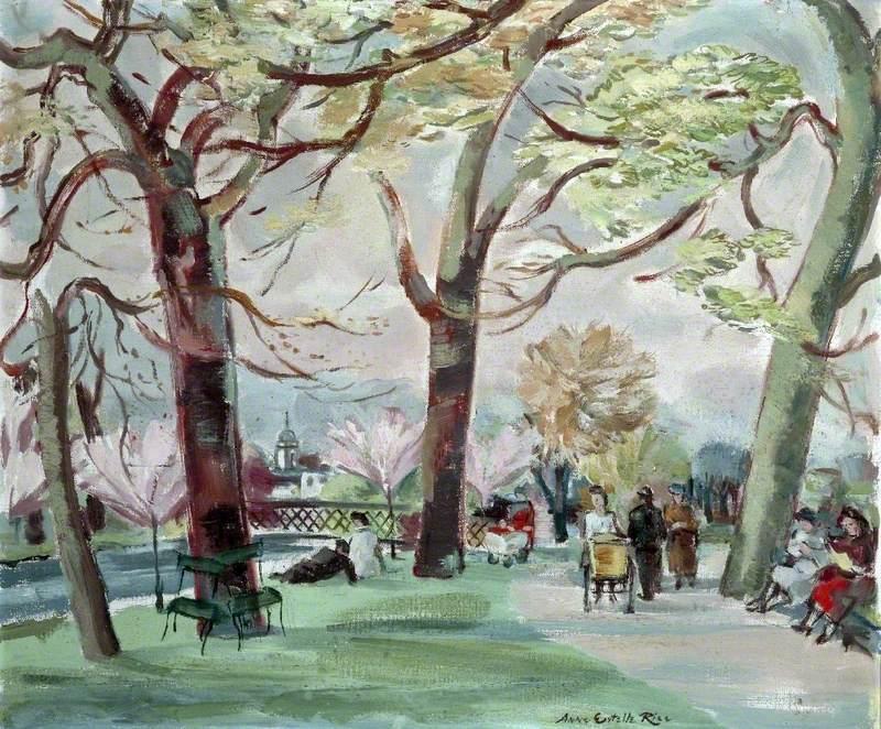 Spring, Regent's Park, London