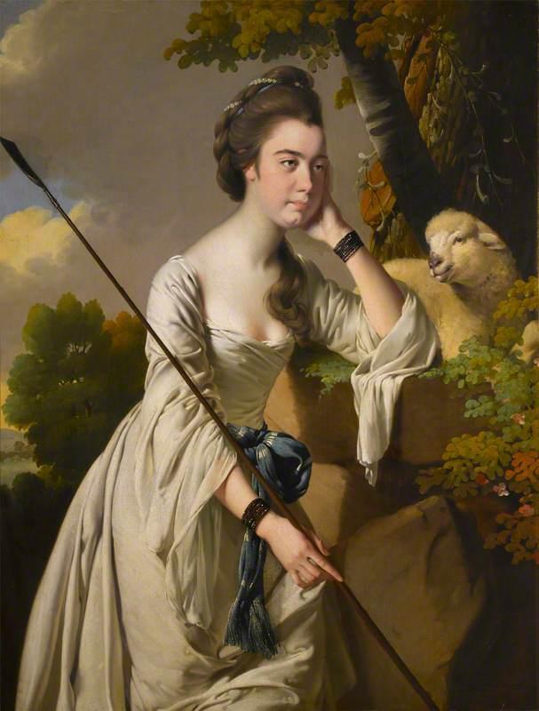 Anna Ashton (Later Mrs Thomas Case)