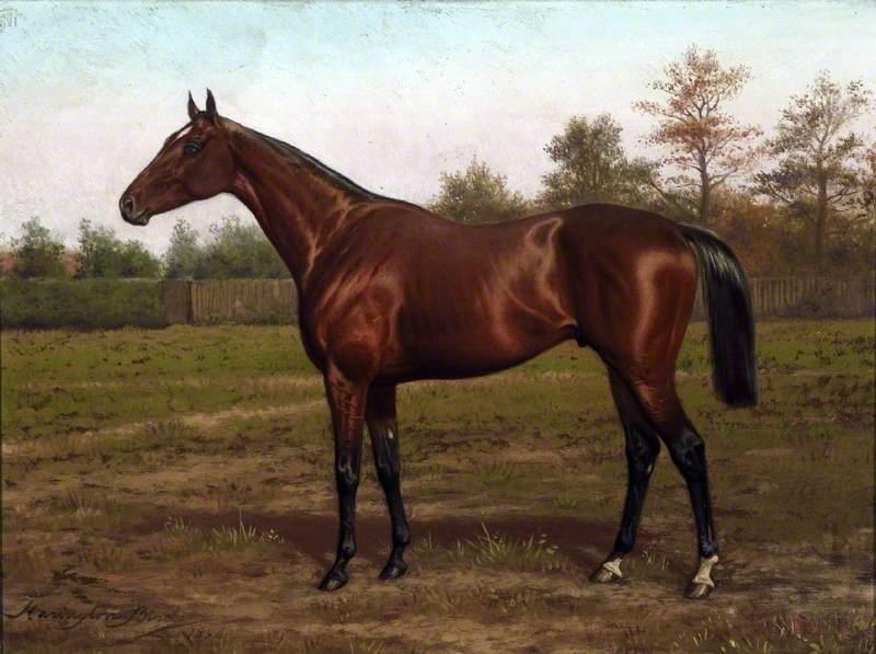 'Isinglass' Triple Crown, 1893