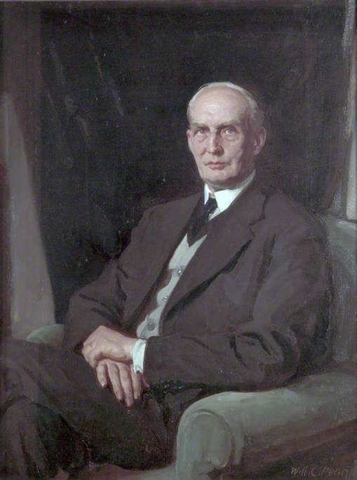 Professor Thomas Bertrand Abell (1880–1956), Alexander Elder Chair of Naval Architecture, University of Liverpool (1914–1940)