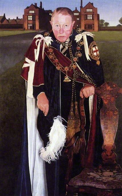 Philip William Bryce Lever (1915–2000), 3rd Viscount Leverhulme, Chancellor of the University of Liverpool (1980–1993)
