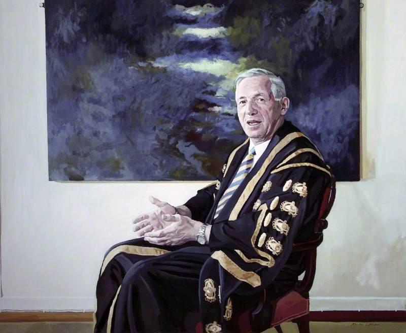 Professor Philip Love (b.1939), CBE, DL