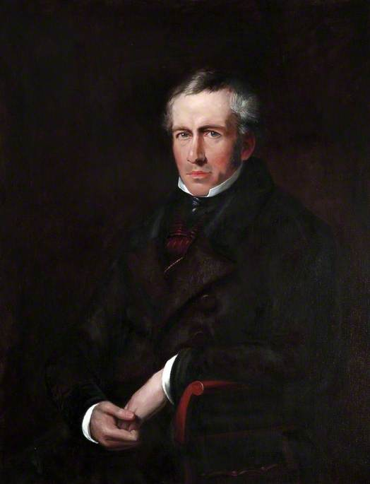 Richard Formby (1790–1865), MD, FRCP
