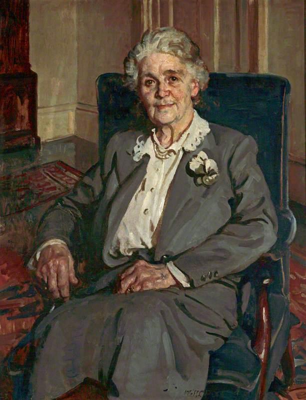 Mrs Warren Smith