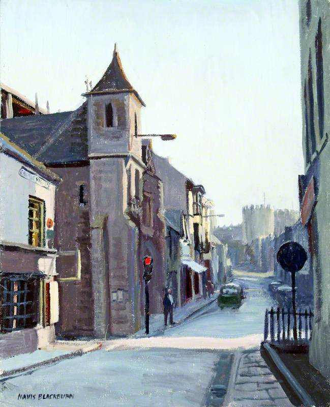Castle Street, Conway