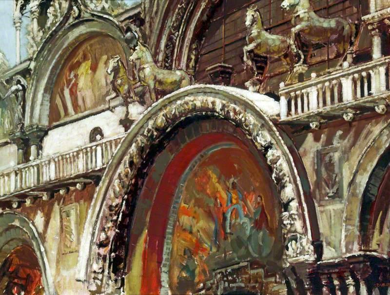 St Mark's, Venice