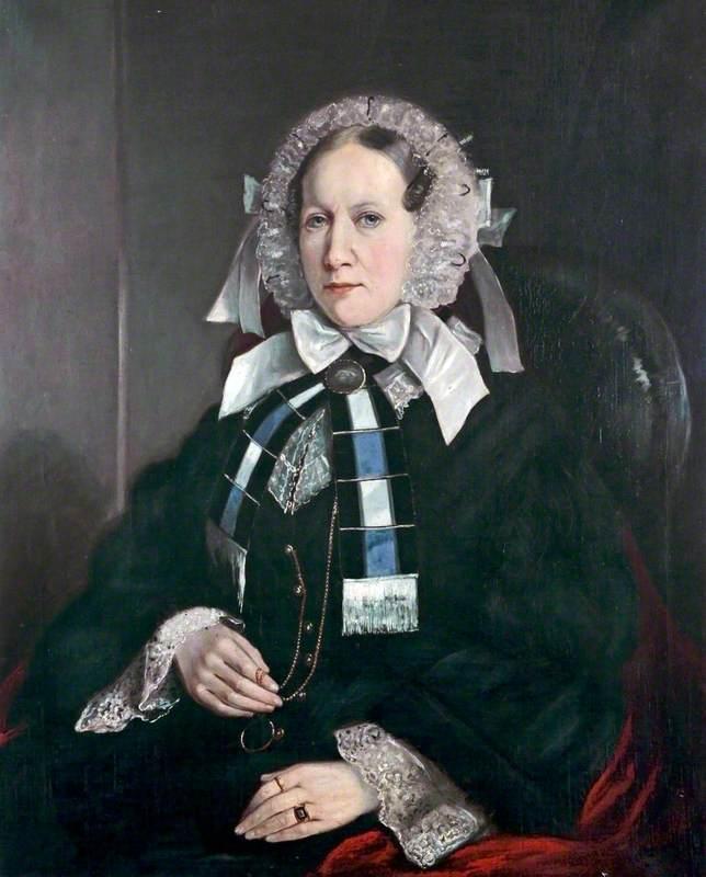 Mrs Sutton of Stanley Cottage