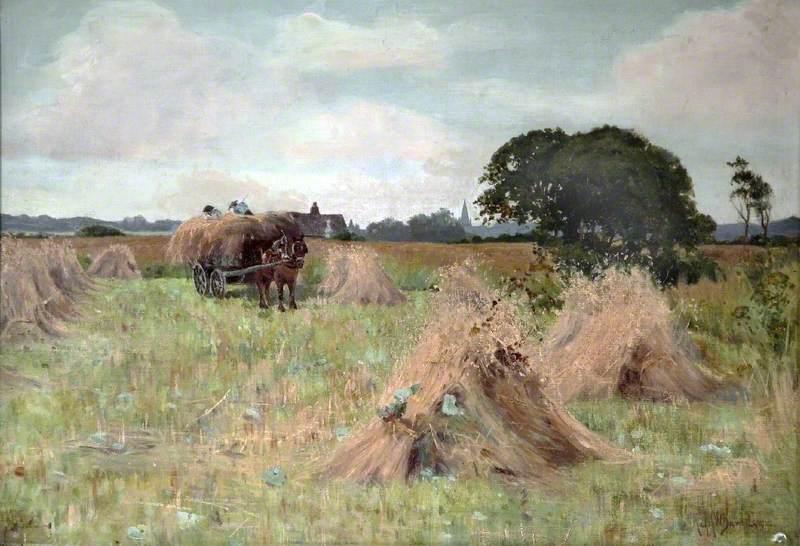 Harvest, Eccleston, Lancashire