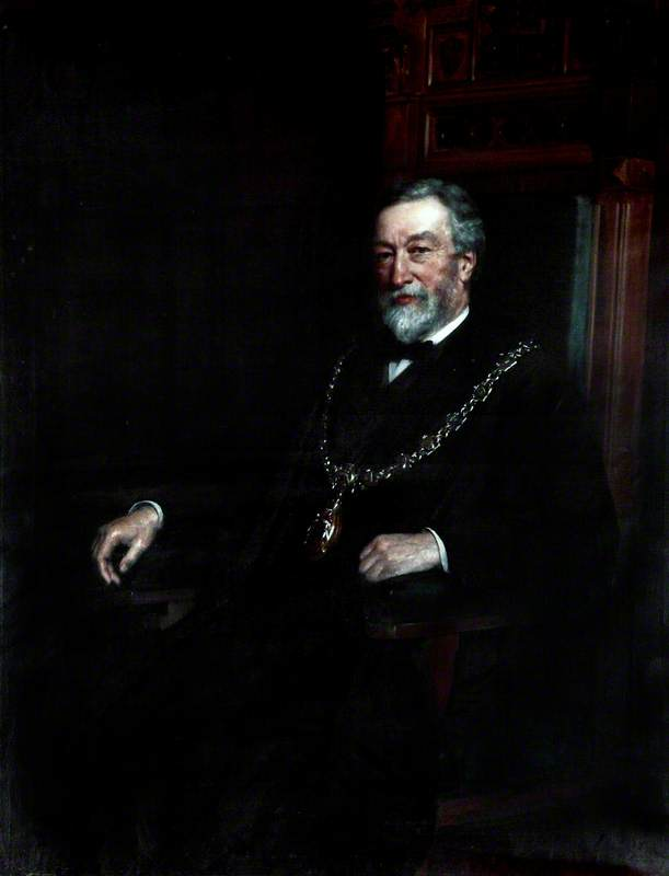 Alderman Sinclair