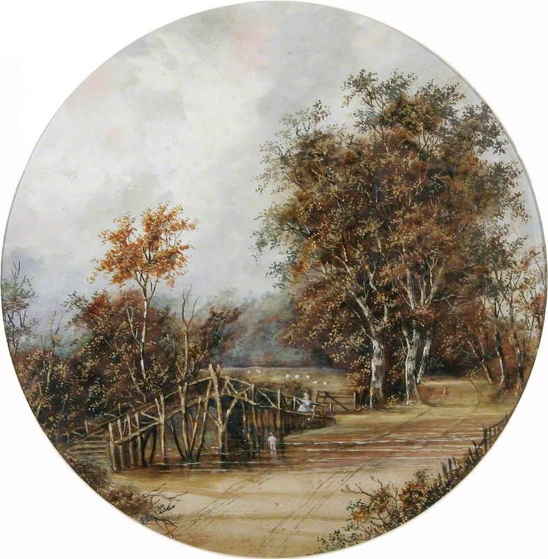 Costessey Stick Bridge, Longloather Lane, Norfolk