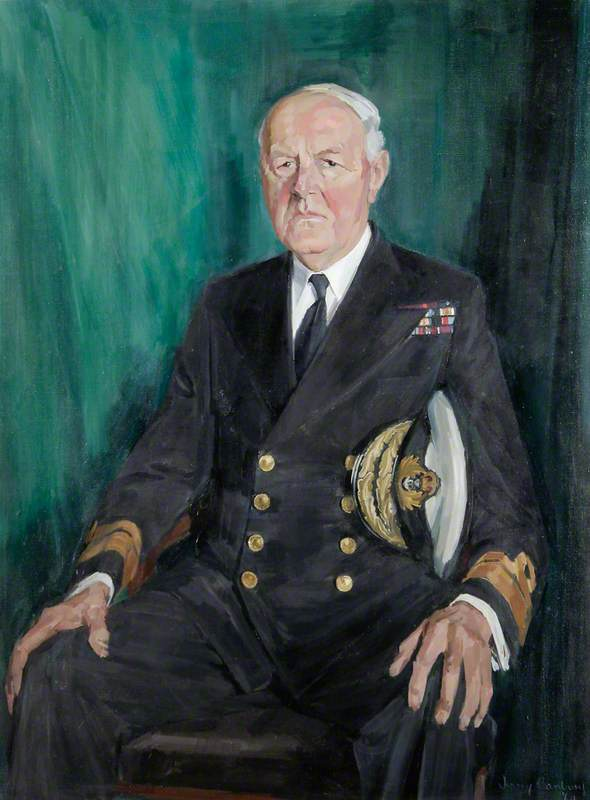 Rear Admiral A. H. Taylor