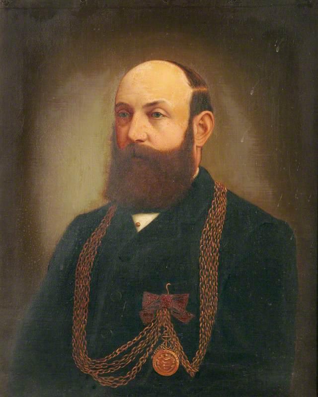John William Budds Johnson, Mayor of Yarmouth (1899), Founder of Johnson's Overalls Ltd