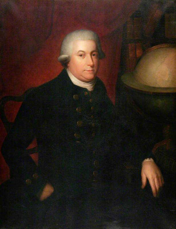 Captain George Vancouver, RN (1757–1798)
