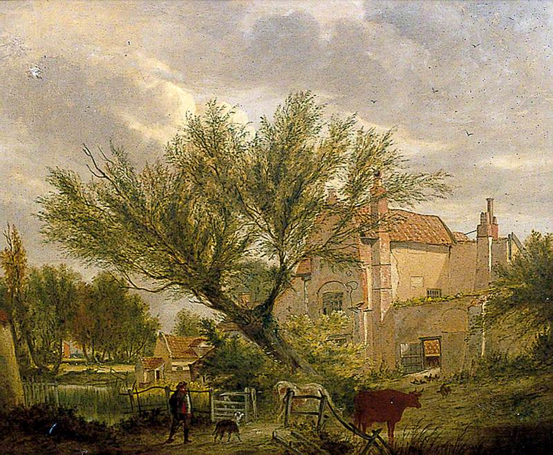 Trowse Hall near Norwich