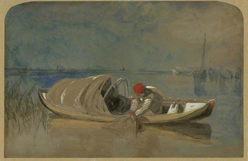 The Eel Boat