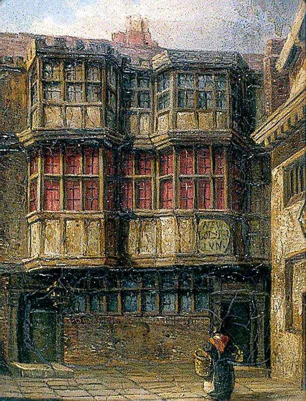 Sir Benjamin Wrench's Court, Norwich