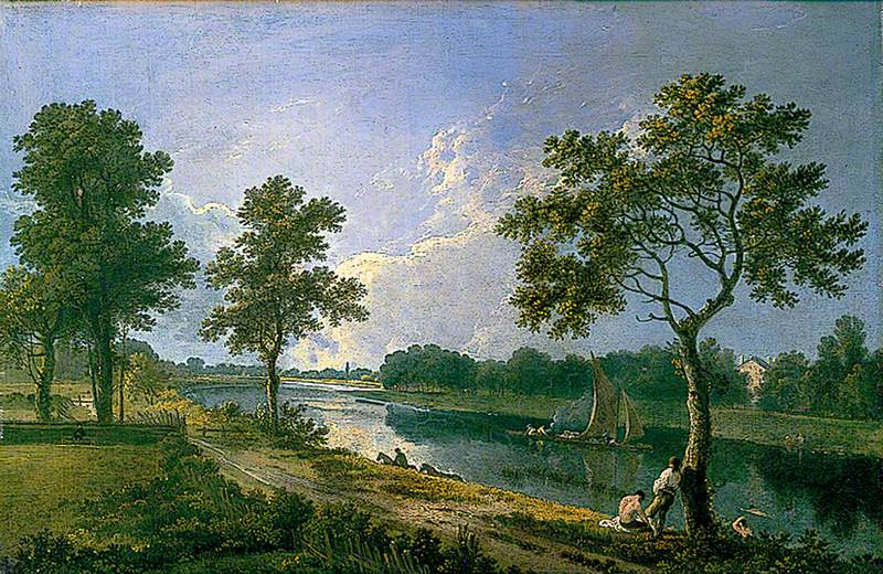 The Thames at Twickenham, Greater London