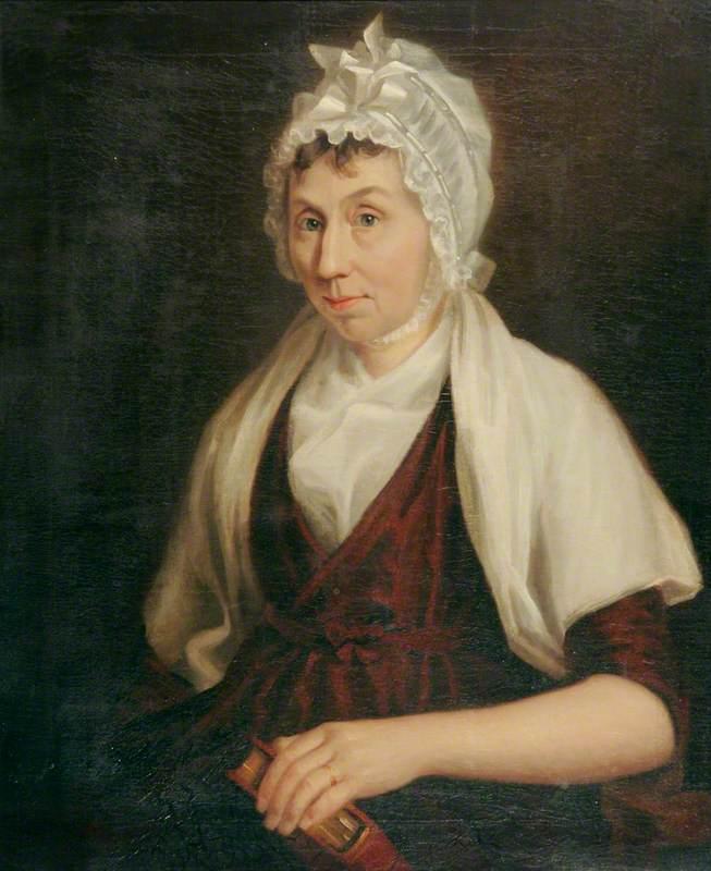 Mrs Martha Farrow (née Suckling)