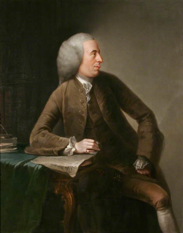 Philip Meadows (1679–1752)