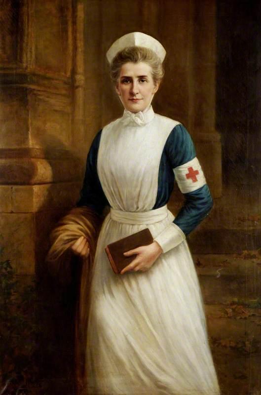 Nurse Edith Cavell (1865–1915)