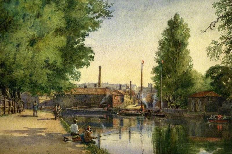 St Anne's Wharf