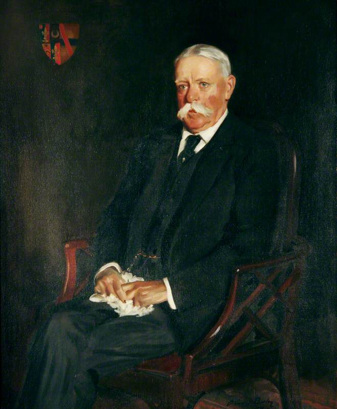 Sir William Ffoulkes (1847–1912), Bt