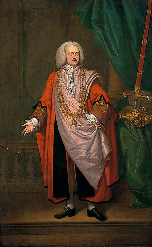 John Dersley, Mayor of Norwich (1764)