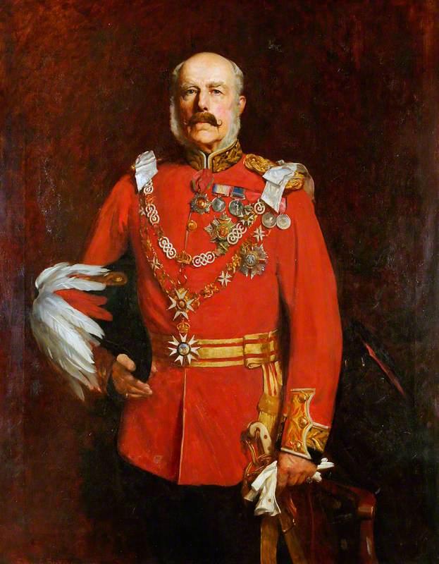 General Sir Arthur Borton, GCB, GCMG