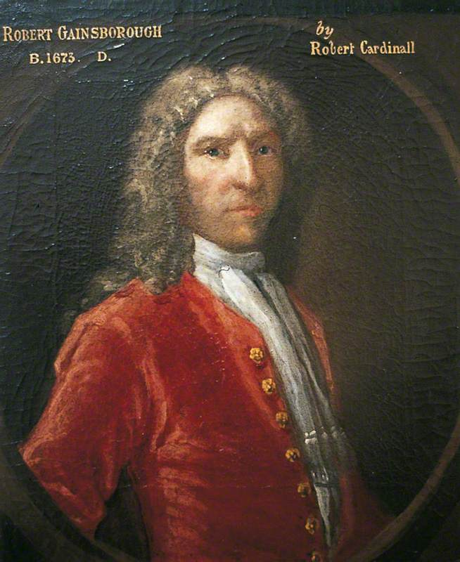 Robert Gainsborough (b.1673)