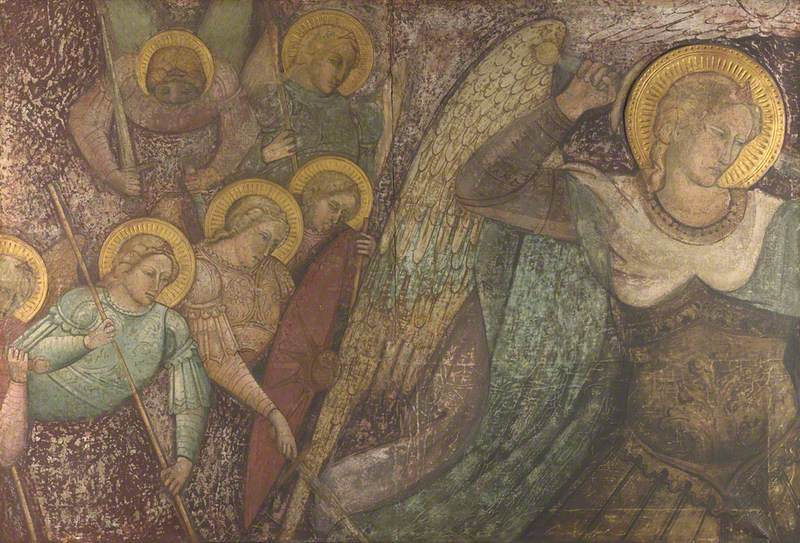 Saint Michael and Other Angels