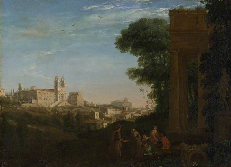 A View in Rome