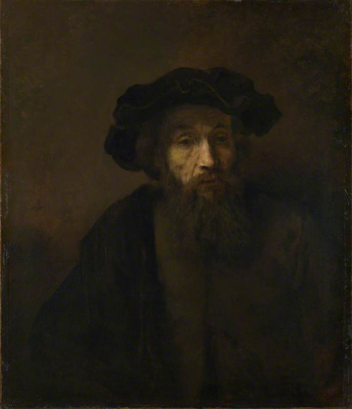 A Bearded Man in a Cap