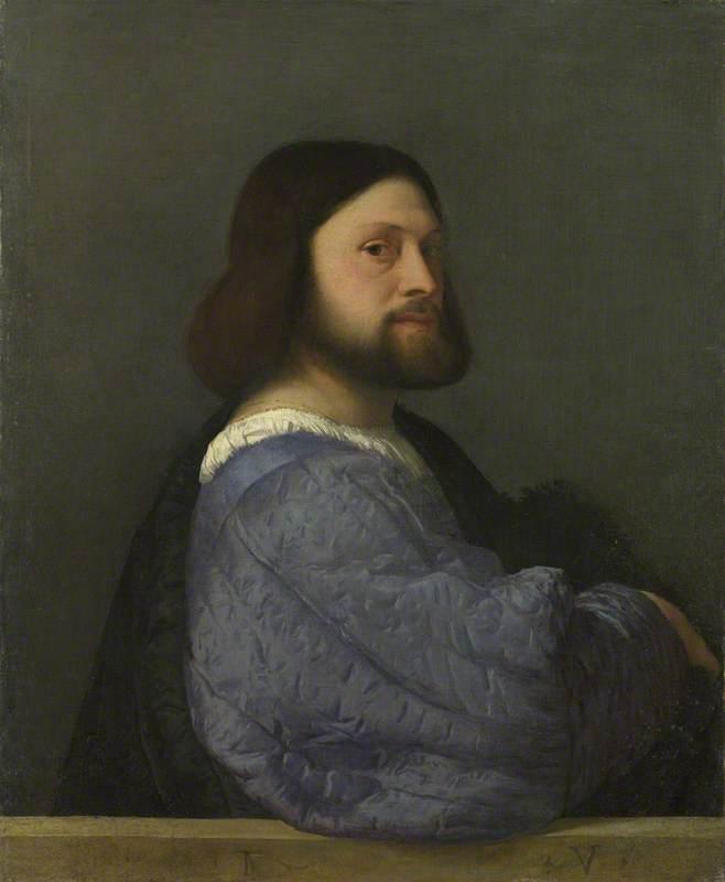 Portrait of Gerolamo (?) Barbarigo