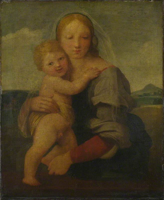 The Madonna and Child (The Mackintosh Madonna)