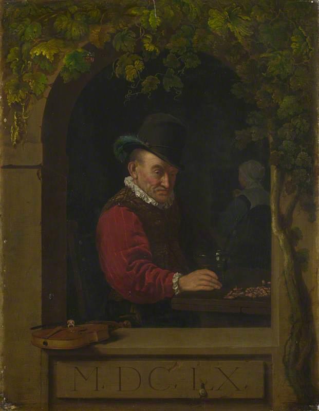 An Old Fiddler