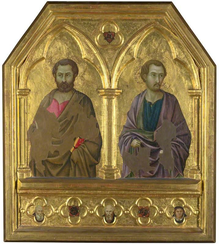 Saint Simon and Saint Thaddeus (Jude)