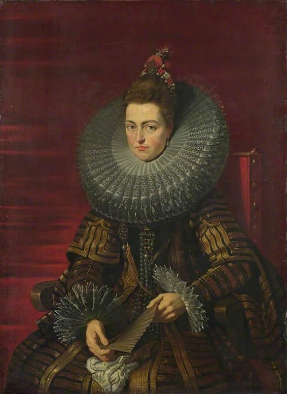 Portrait of the Infanta Isabella